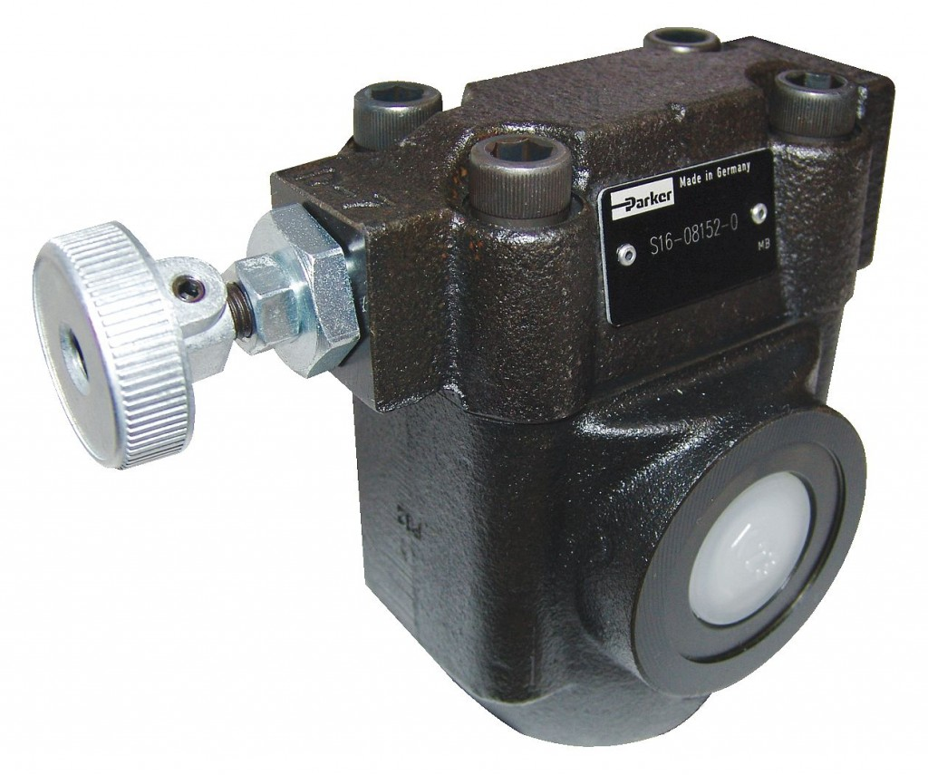 Relief Hydraulic Valve With SAE #12 Port